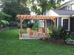 patio enhancements