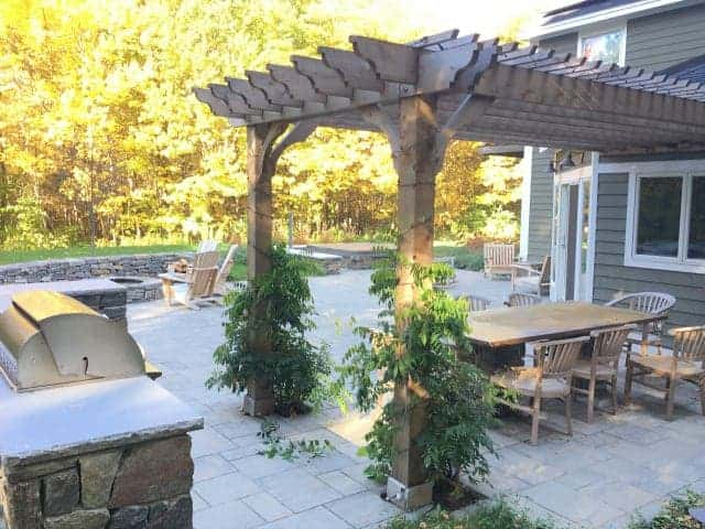 Jason Coutermarsh 12x16 Attached Cedar Pergola Kits By Depot