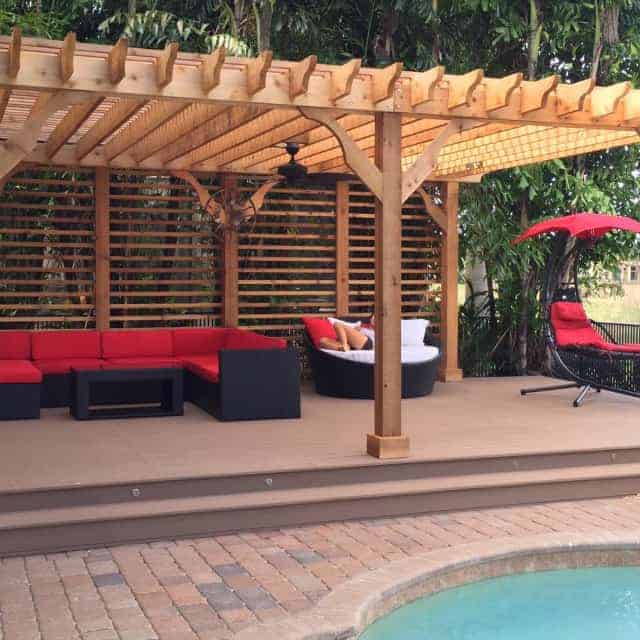 Best Backyard Structure Wood Type for Severe Weather - Best Backyard Structure Wood Types Pergola Kits By Pergola Depot