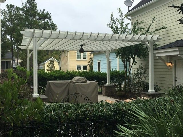 solid wood patio cover ideas - Patio Cover Ideas