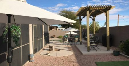 patio shade kit