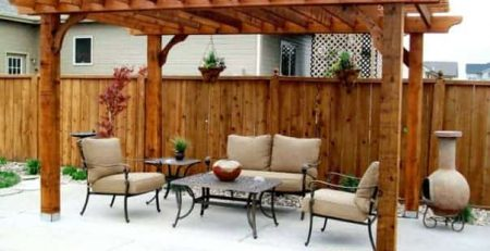 Cool Pergola Designs for Outdoor Patio