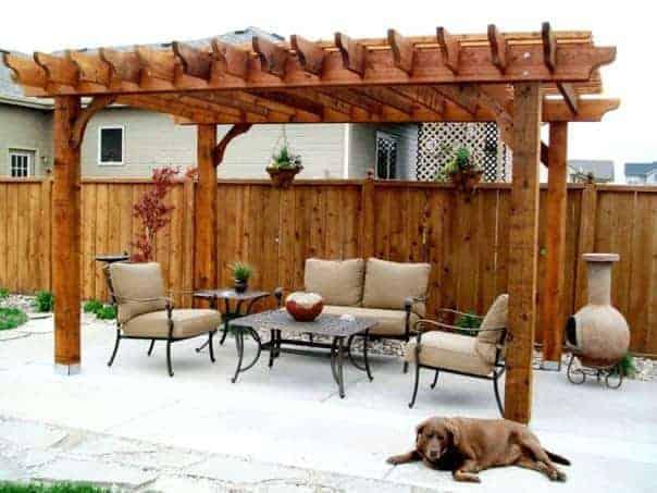 Cool Pergola Designs for Outdoor Patio