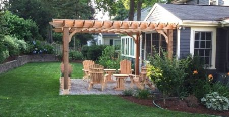 patio pergola photos