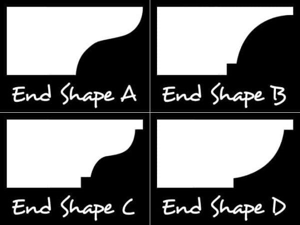 end-shapes
