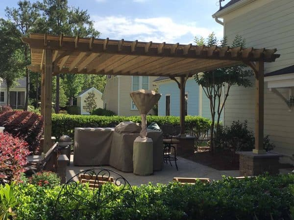 Top 20 Pergola Designs Plus Their Costs: Big Kahuna 20x20