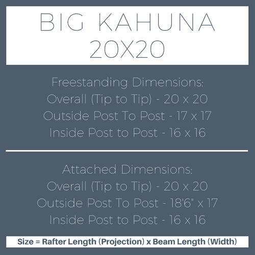 Big Kahuna 20×20