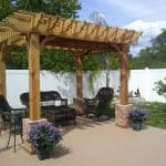 Big Kahuna Freestandingpergola