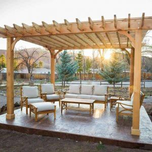 Pergola Kits All Sizes