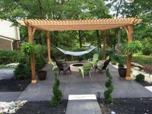 Big Kahuna Pergolas for Gardens - Freestanding Pergolas