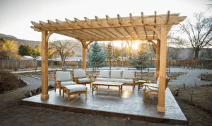 California pergola kits
