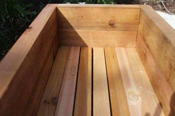 diy garden box kit