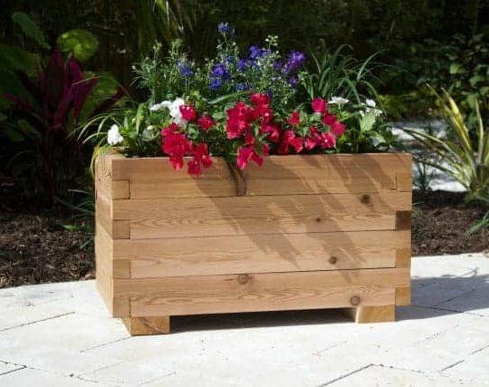 small cedar box kit