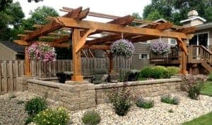 North Carolina pergola kits