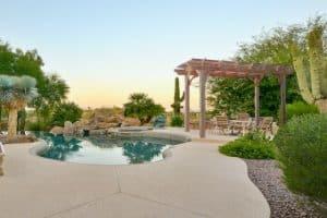 wood patio covers Phoenix