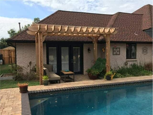 Backyard Shade Ideas | Wood Pergolas - Pergola Kits by ...