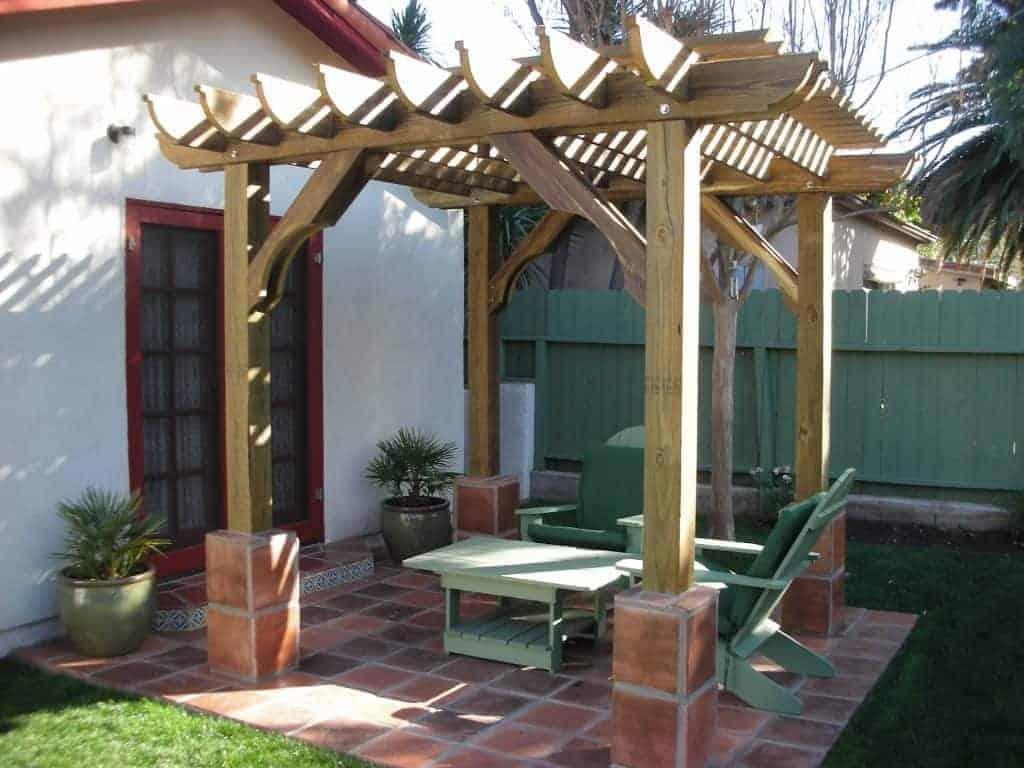 pergola designs for outdoor living unique pergolas for your