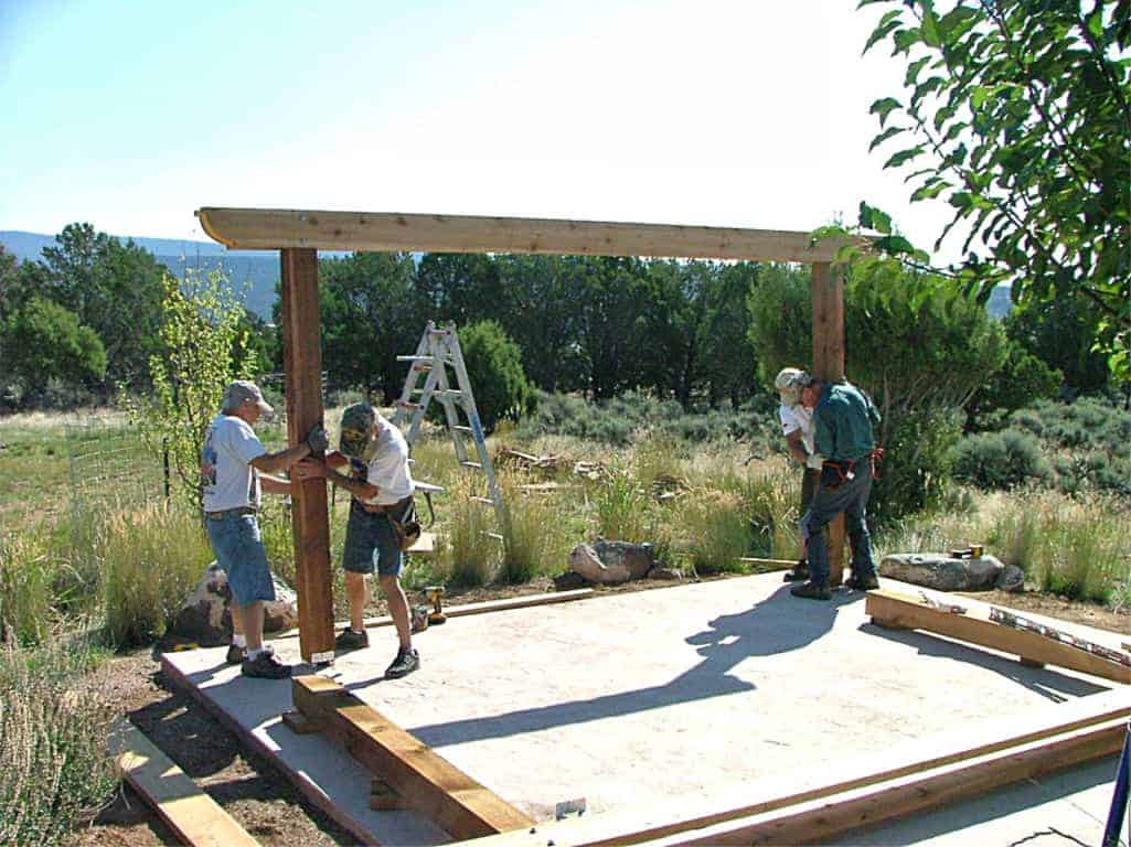 How to Build a Pergola from a Kit - How To Build A Pergola From A Kit Pergolas You Can Build Yourself