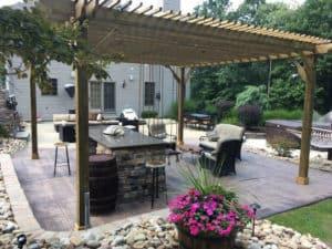 Outdoor Room Freestanding Pergola Kits – Big Kahuna