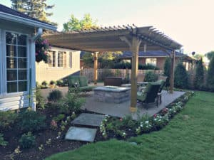 Big Kahuna 20x20 Pergola Patio Shade Cover