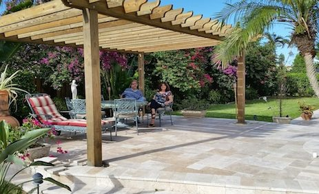 Patio Pergola Plans for Outdoor Living Space