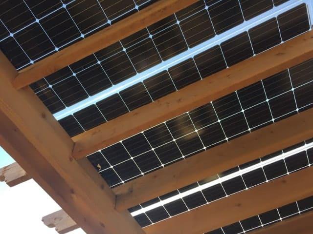 The Big Kahuna Solar Ready Pergola Kit