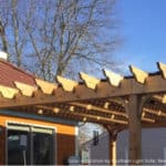 Custom 6 Post Solar Ready Pergola – Big Kahuna_Southern Light Solar