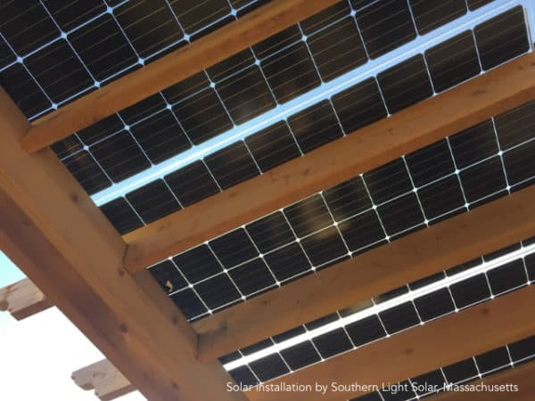 Solar ready pergola kit – Big KahunaSRP
