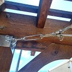 Pergola Shade Sail Turnbuckle