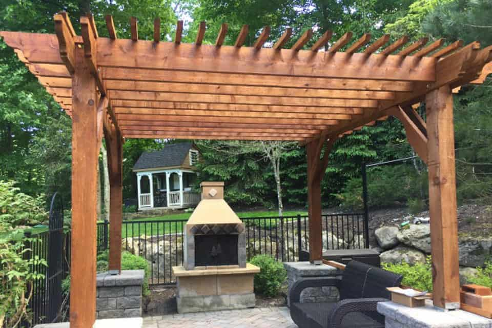 Pergola Kits Wood Pergolas Amp Cedar Patio Cover Kits For
