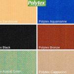 Polytex Shade Sail Swatches