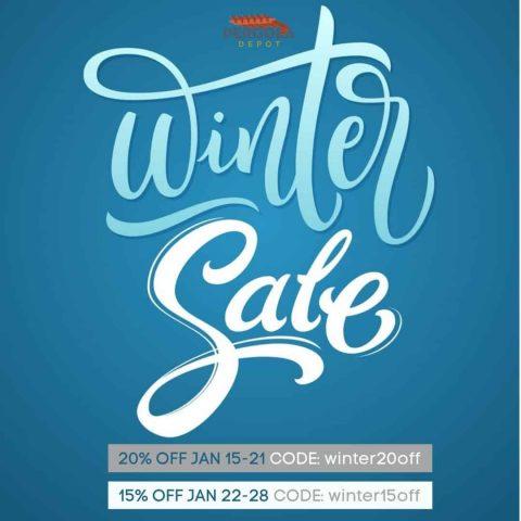 Winter Sale Jan 2021